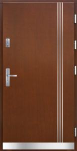 Drzwi PASYWNE WIATRAK P-1