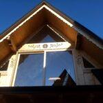 okna drewniane 88 mm,sosna lita,kolor bezbarwny Kraków Zakopane