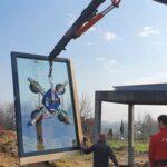 Okna alumimiowo drewniane Pozbud